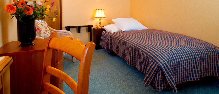 Hotel Wengenerhof, Wengen, Bernese Oberland, Switzerland - standard single room.jpg